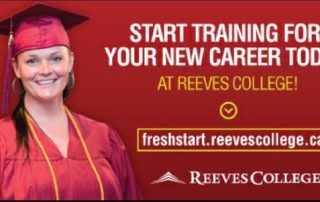 Reeves College Digital Billboard